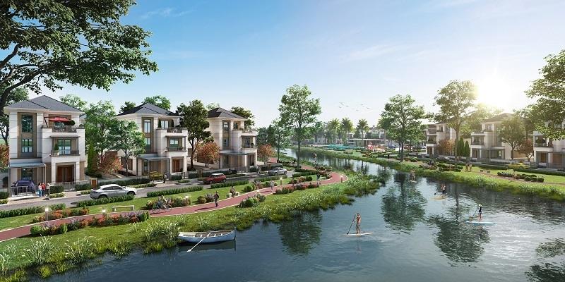 Nhà phố sinh thái: Điểm sáng của thị trường BĐS năm 2020