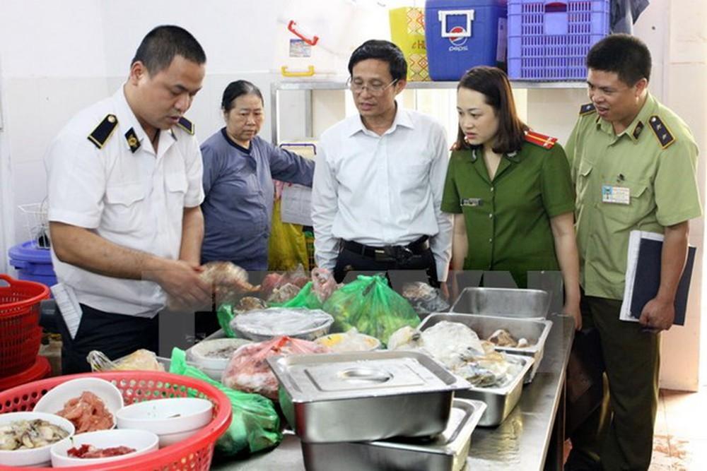 """Quận Hai Bà Trưng (Hà Nội) triển khai """"Tháng hành động vì An toàn thực phẩm"""""""