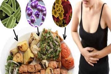 Những nguyên nhân gây ngộ độc thực phẩm
