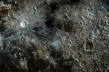Video: Hình ảnh chi tiết cực ấn tượng về các miệng hố trên Mặt Trăng