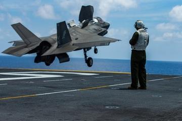 Thực hư F-35 sẽ bị đánh bại khi cận chiến trên không