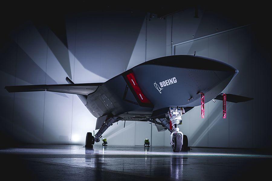 """Boeing """"trình làng"""" máy bay AI không người lái cho Không quân Australia"""