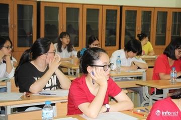 Điểm chuẩn Trường ĐH Kinh tế Quốc dân có thấp hơn năm ngoái?