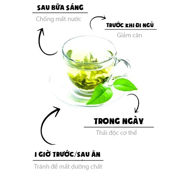 'Tào tháo đuổi' vì uống rau má, trà xanh giải nhiệt mùa hè?