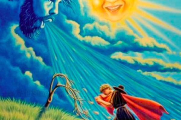 Truyện ngụ ngôn hay: Gió và Mặt trời