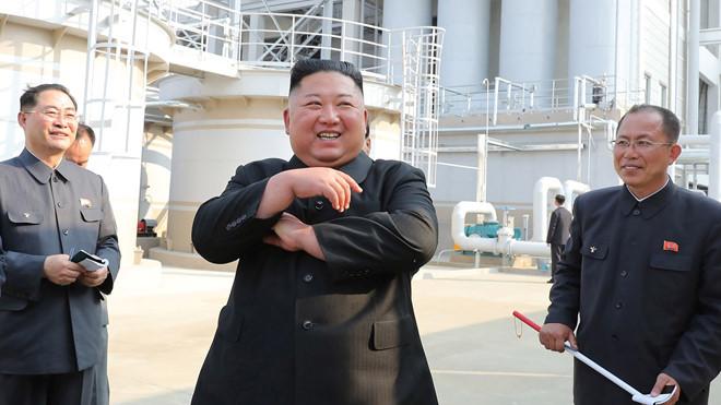 Tình báo Hàn Quốc hé lộ nguyên nhân ông Kim Jong-un vắng bóng 'bí ẩn'
