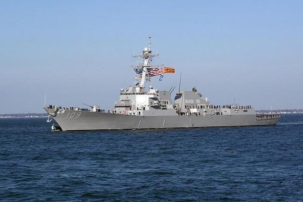 """Biển Barents """"dậy sóng"""" khi Mỹ - NATO đưa tàu chiến đến thách thức Nga"""