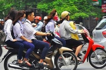 Bảo đảm an toàn giao thông cho học sinh đến trường