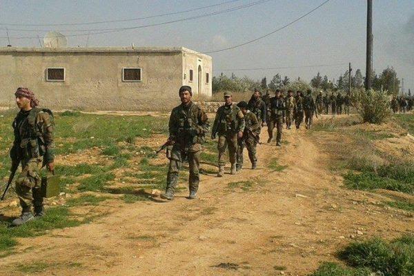 Tình hình Syria,đặc nhiệm syria,chiến sự ở idlib,quân đội thổ nhĩ kỳ,israel tấn công syria