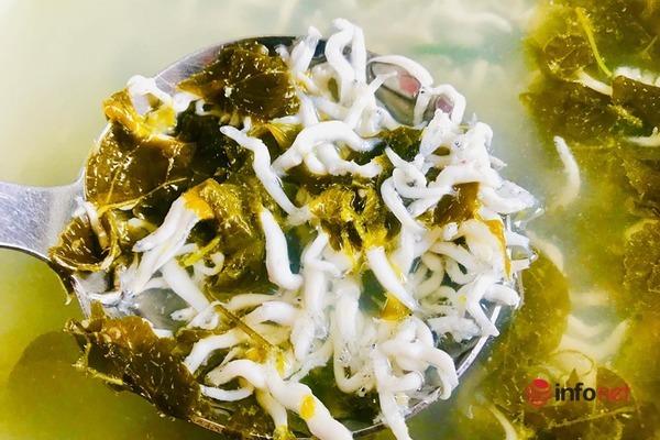 Nhớ canh chua cá mờm nấu lá vông vang