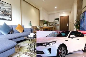 Có 500 triệu đồng, vợ chồng tôi nên mua ô tô hay mua nhà trả góp?