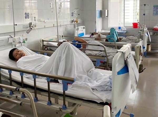 Đà Nẵng: Truy tìm nguyên nhân khiến 133 người nhập viện nghi ngộ độc thực phẩm