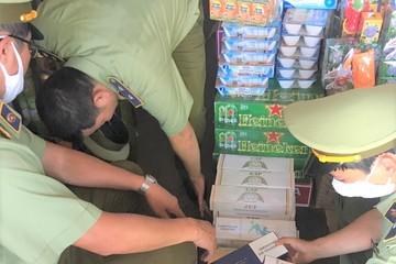 An Giang tạm giữ gần 3.000 bao thuốc lá điếu nhập lậu