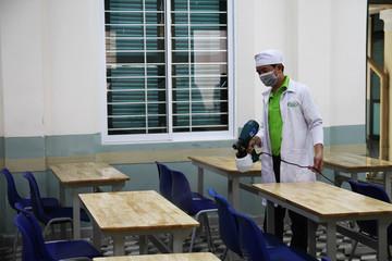 Bảo đảm an toàn thực phẩm sau phòng chống dịch COVID – 19 đối với bếp ăn cơ sở giáo dục