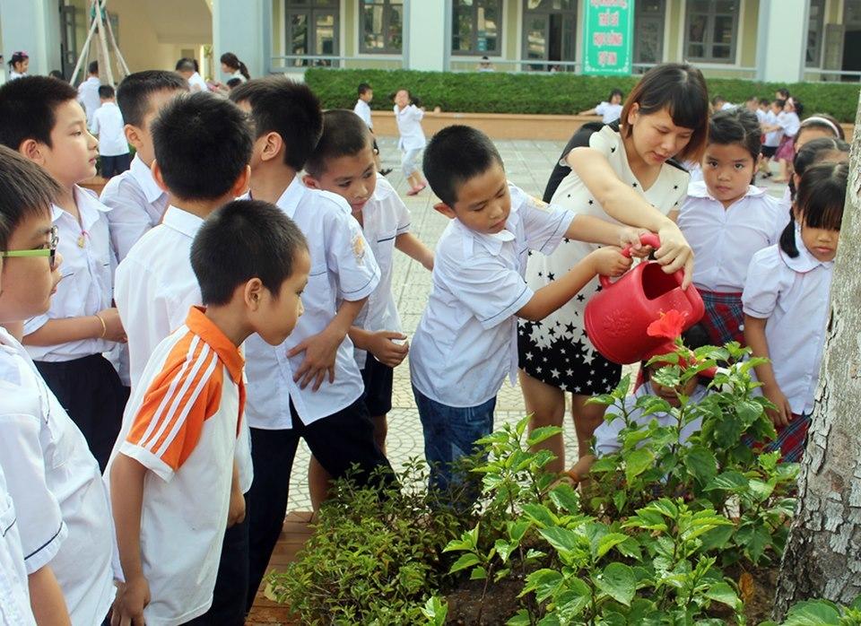 Xây dựng văn hóa học đường bảo đảm môi trường giáo dục lành mạnh, thân thiện