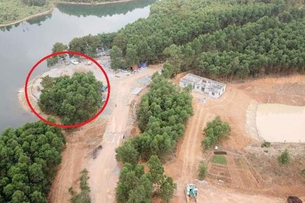 Hà Tĩnh chỉ đạo xử lý nghiêm vi phạm xây dựng dự án trên đất rừng