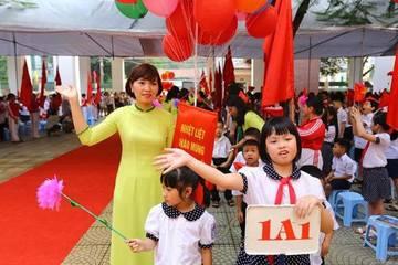 Lịch tuyển sinh mầm non, lớp 1, lớp 6 tại Hà Nội