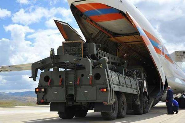 """Hé lộ chuyện Nga """"không thể làm"""" với hệ thống S-400 ở Thổ Nhĩ Kỳ"""