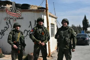 """Tình hình Syria: """"Chiến tranh Lạnh"""" giữa Nga – Mỹ ngay tại phía đông Syria"""