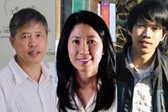 Chân dung 3 nhà khoa học nhận Giải thưởng Tạ Quang Bửu năm 2020