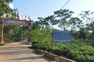 Ba Vì (Hà Nội) tích cực đẩy nhanh tiến độ xây dựng nông thôn mới