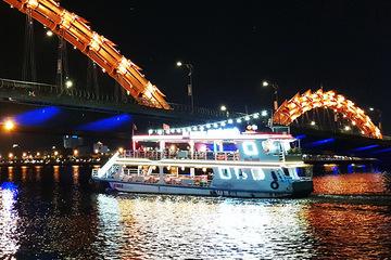 Trở lại tour thưởng ngoạn sông Hàn về đêm thời hậu Covid-19