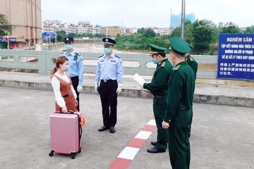 Công an TP Móng Cái phối hợp với Công an Trung Quốc giải cứu cô gái bị lừa bán