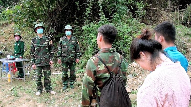 Bị lừa bán sang Trung Quốc, một phụ nữ Campuchia trốn chạy, lạc về Thanh Hóa
