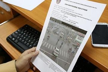Nộp phạttrực tuyến về vi phạm giao thông vẫn còn thấp