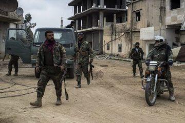 Tình hình Syria: Quân đội Syria thiệt hại nặng, hơn 30 lính mất mạng