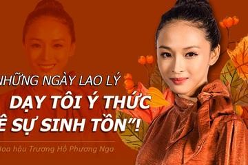 """Hoa hậu Trương Hồ Phương Nga: """"Những ngày lao lý dạy tôi ý thức về sự sinh tồn"""""""