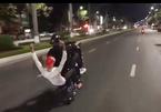 """Lộ diện đối tượng """"bốc đầu xe"""" trên cầu Rồng, gây náo loạn nhiều đường lớn ở Đà Nẵng"""