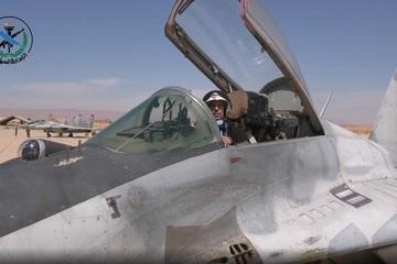 Báo Mỹ: Tiêm kích phản lực MiG-29 đã bị 'vùi dập' ở Syria