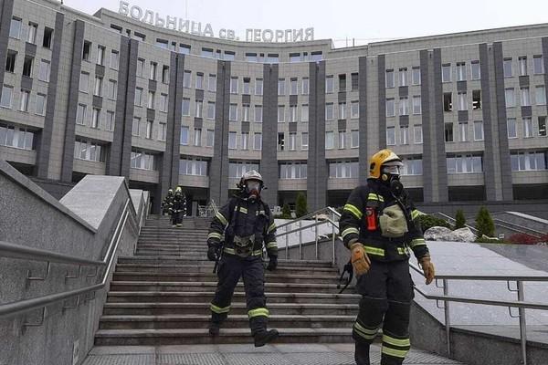 Hỏa hoạn liên tiếp xảy ra tại các bệnh viện điều trị Covid-19 ở Nga