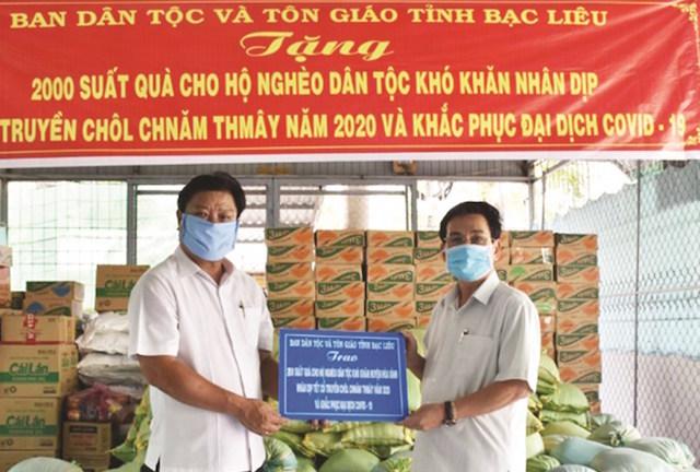 Bạc Liêu chú trọng thực hiện chính sách hỗ trợ đồng bào Khmer