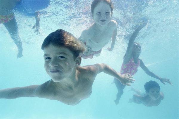 Điều gì sẽ xảy ra nếu con người có thể thở dưới nước?