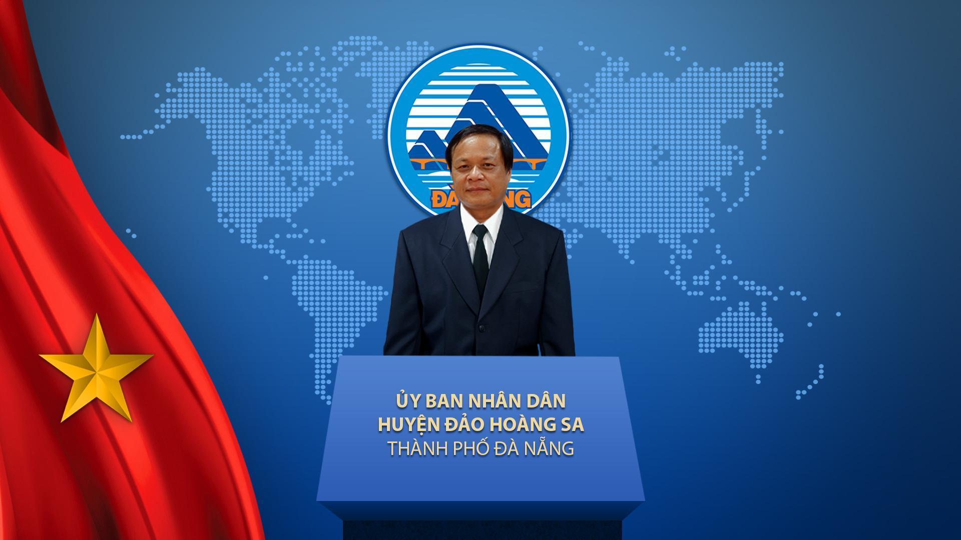 UBND huyện Hoàng Sa yêu cầu Trung Quốc huỷ bỏ quyết định sai trái