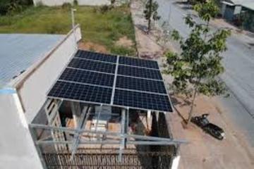 4 tháng đầu năm 2020, thêm 5.254 dự án điện mặt trời mái nhà bán điện cho EVN