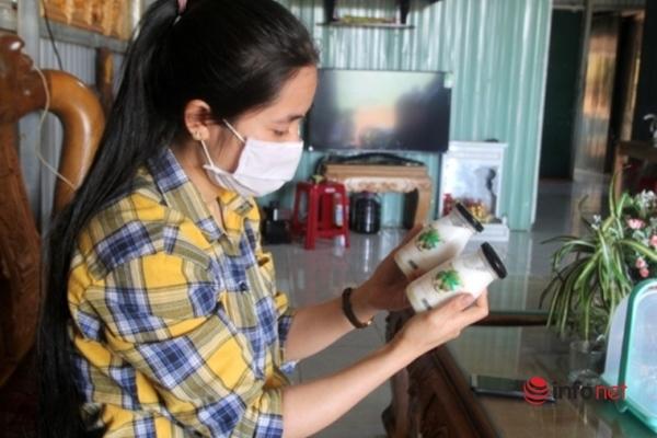 Người phụ nữ biến hạt mắc ca khô cứng thành dòng sữa ngọt bùi
