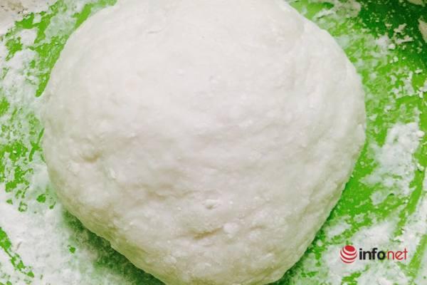 Làm trân châu nhân dừa trắng trong, dẻo dai thật đơn giản
