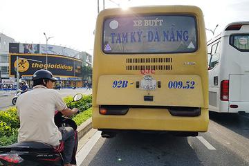 Điều chỉnh xe buýt liền kề không đi vào nội thành Đà Nẵng từ quý III/2020
