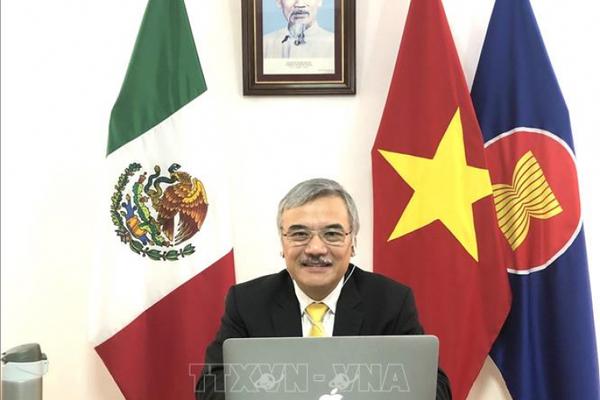 ASEAN và Mexico trao đổi kinh nghiệm phòng chống dịch Covid-19