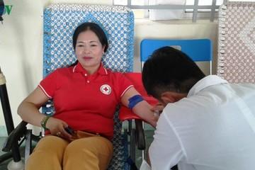 Người phụ nữ gần 100 lần hiến máu cứu người ở Khánh Hòa