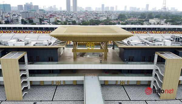 Hà Nội: Đường đua F1 'khoác áo mới' hút mắt người xem