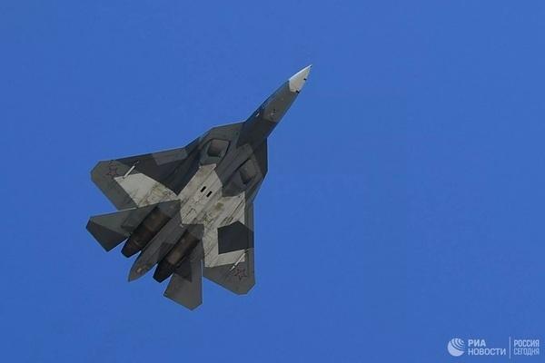 Su-57 hoàn thành chế độ bay không người lái trong các thử nghiệm