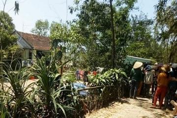 Quảng Nam: Phát hiện người phụ nữ câm điếc chết bất thường