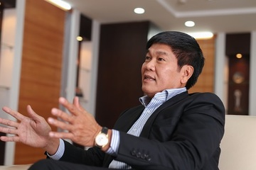 """Đại gia thép Việt sắp hoàn thành cảng nước sâu, tự tin """"xuất ngược"""" phôi sang thị trường Trung Quốc"""