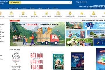 Hội sách trực tuyến quốc gia 2020: hơn 50% độc giả mua sách tới từ vùng sâu vùng xa