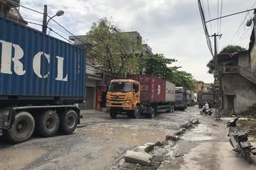 670m đường 'đau khổ' trong lòng Hà Nội