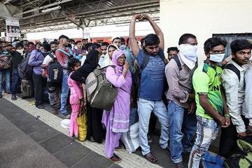 Bi kịch của lao động nghèo Ấn Độ trên đường về quê do lệnh phong tỏa